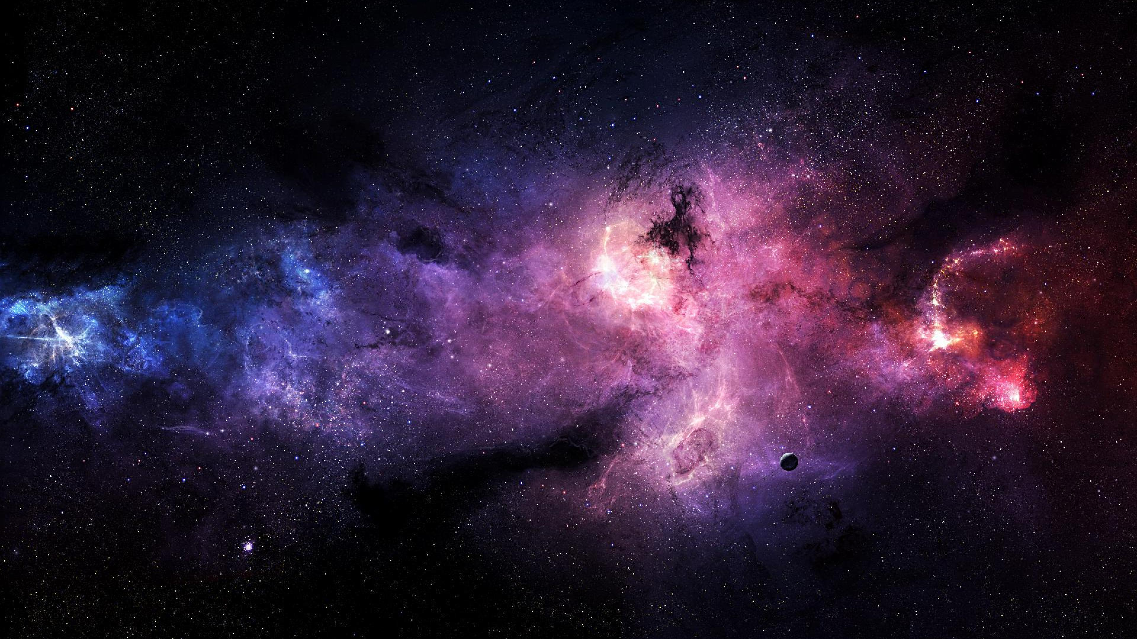 colorful galaxy extra large - HD1920×1080