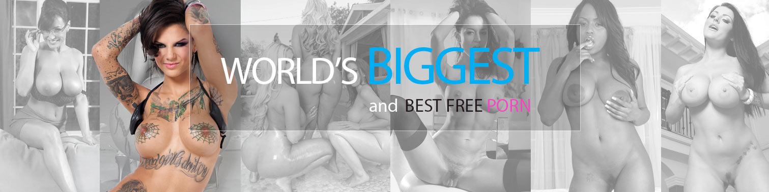 Biggest Free Porn Website 7