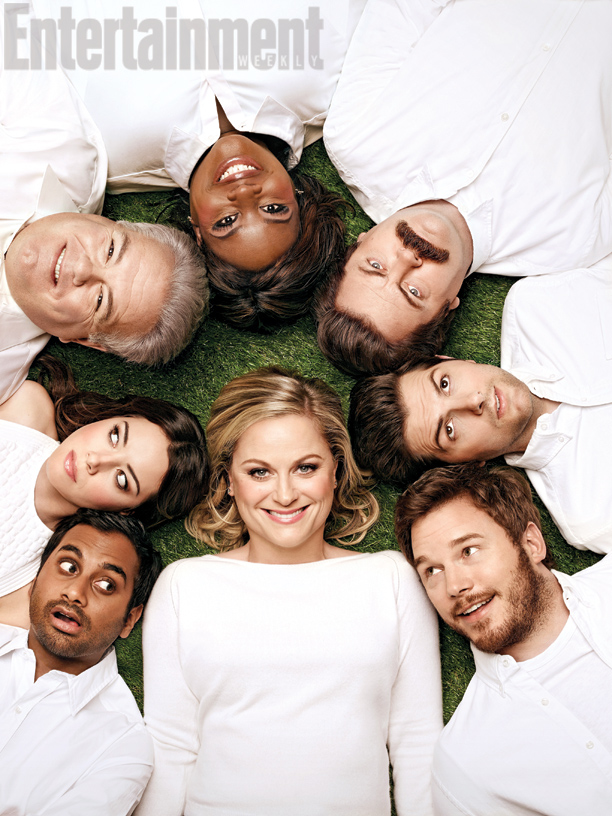 Parks and recreation complete 7