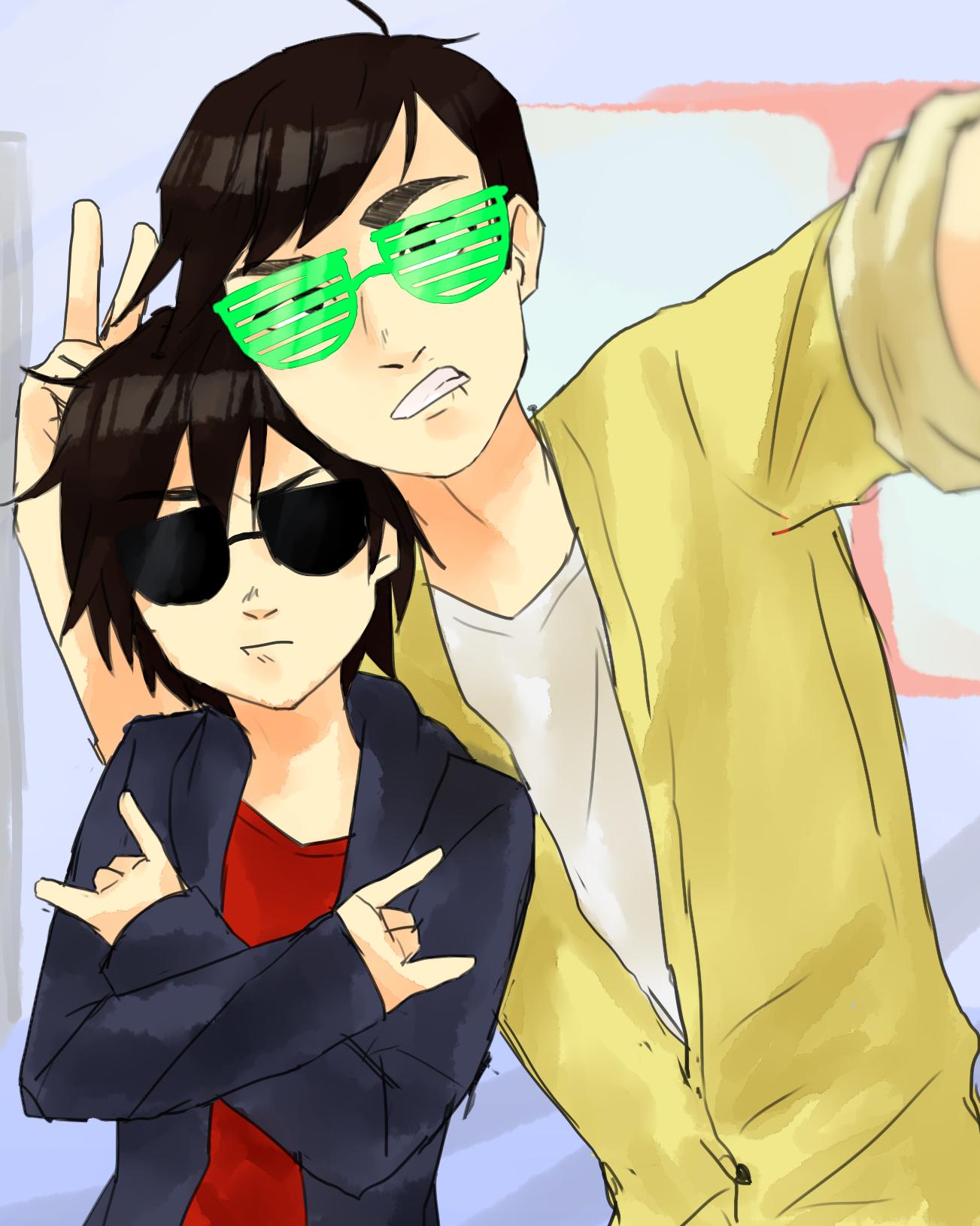Hiro Hamada And Tadashi Hamada Tadashi And Hiro Hamada in