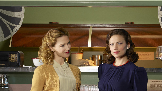 agent carter peggy carter dottie underwood angie martinelli private  lorraine whitney frost ana jarvis violet Rose