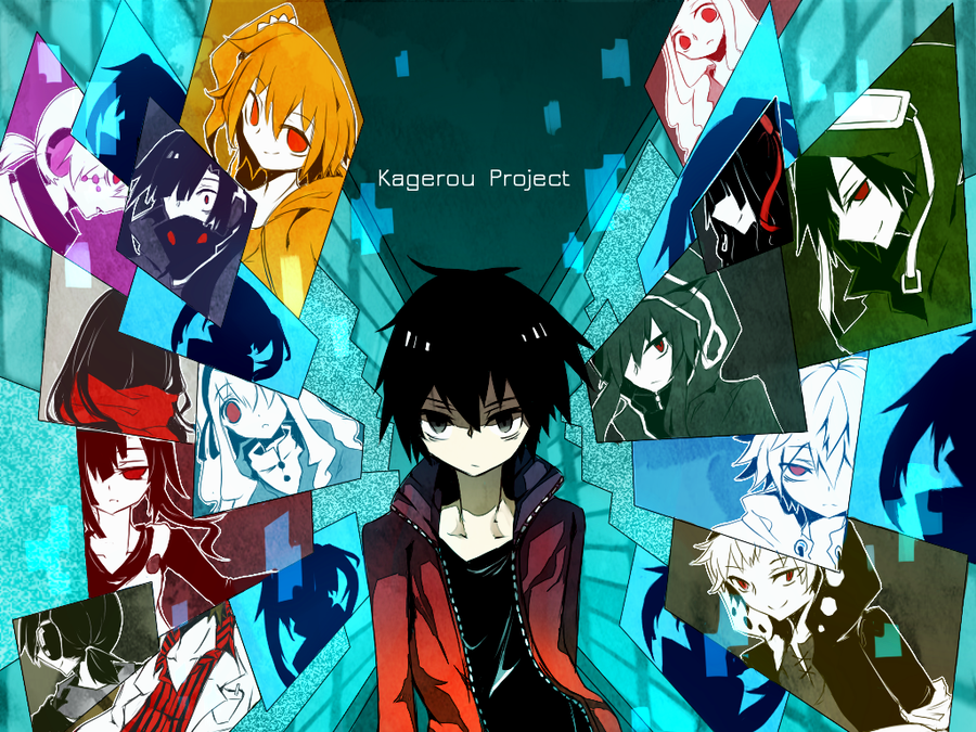KaGeRoU dAyS Kagerou Days Project