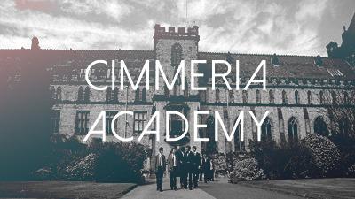 Resultado de imagen de night school cimmeria  tumblr