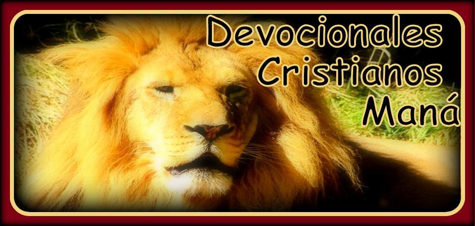 Devocionales Cristianos Maná