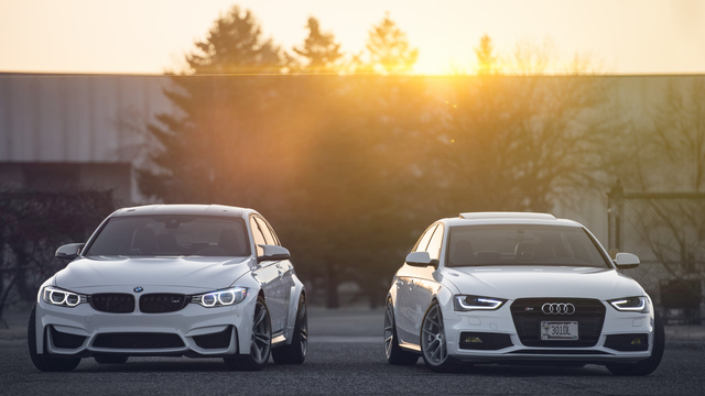 Audi Vs Bmw Tumblr - Audi vs bmw