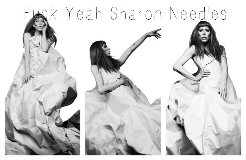 Sharon Needles Snapchat Fuck Yeah Sharon Needles