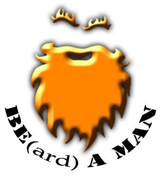 Be(ard) A Man