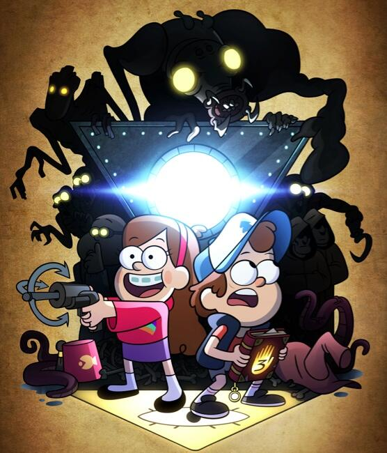 Countdown to Gravity Falls Season 2
