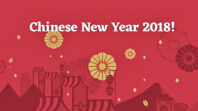 chinese new year wishes dog year - Chinese New Year Wishes