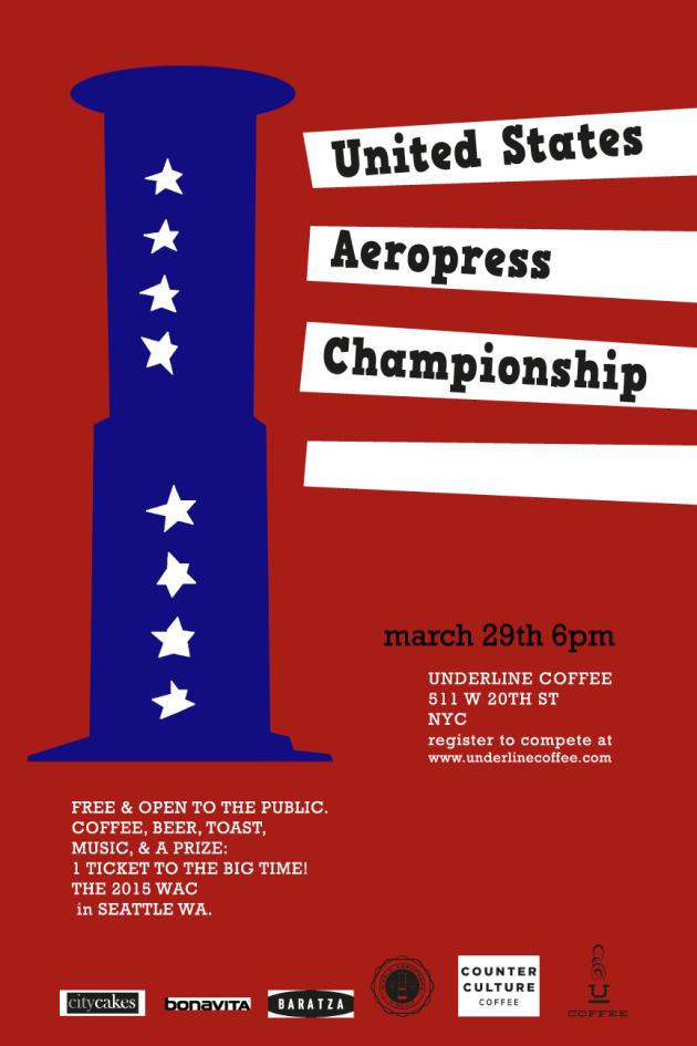 United States Aeropress Championship Jeremys Winning Aeropress