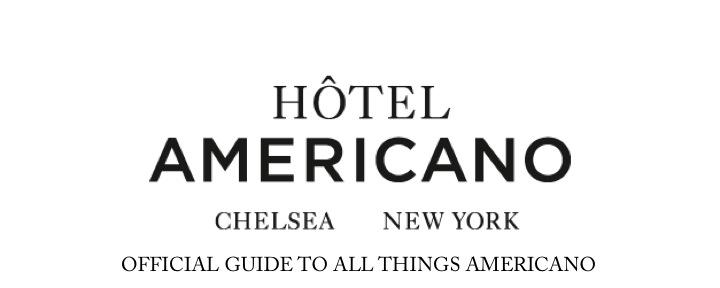 hotel americano. Black Bedroom Furniture Sets. Home Design Ideas