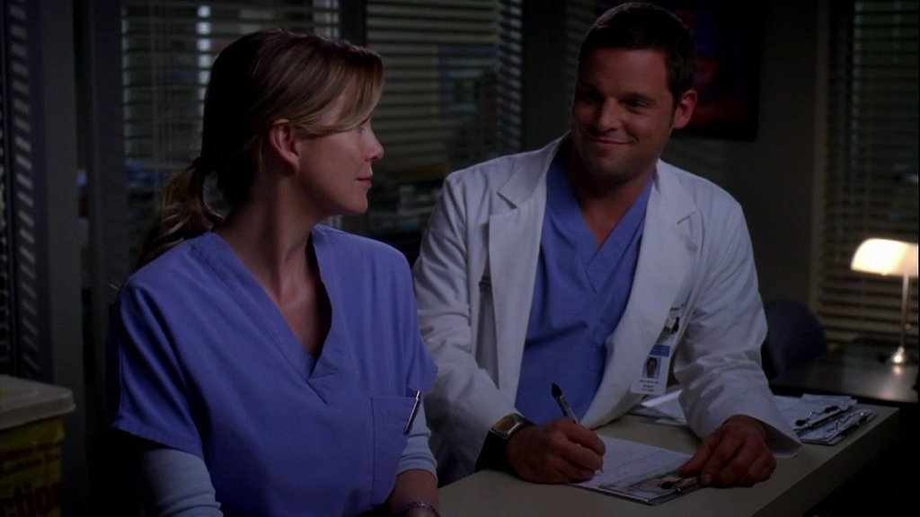 Alex Karev & Meredith Grey