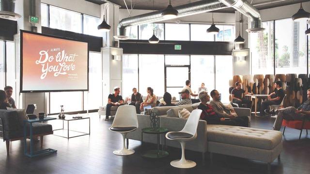 cool work spaces – Cool Work Spaces