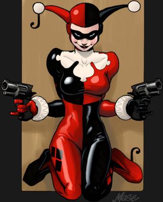 Harley Quinn Iz Meh Lyf