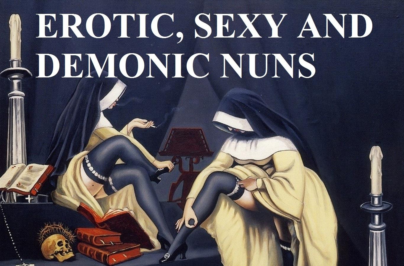 sexy nuns tumblr