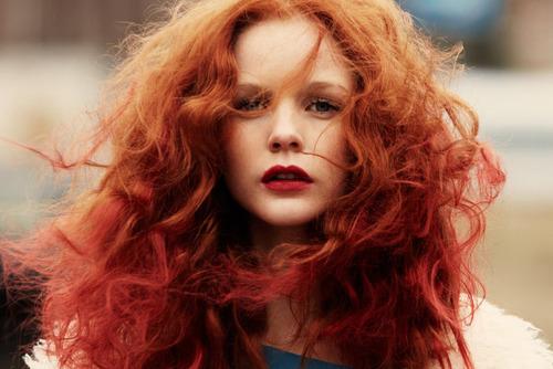 Pretty natural red hair tumblr