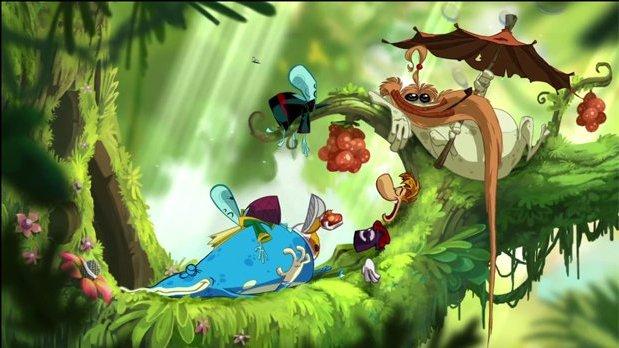 Rayman origins fairies hentai