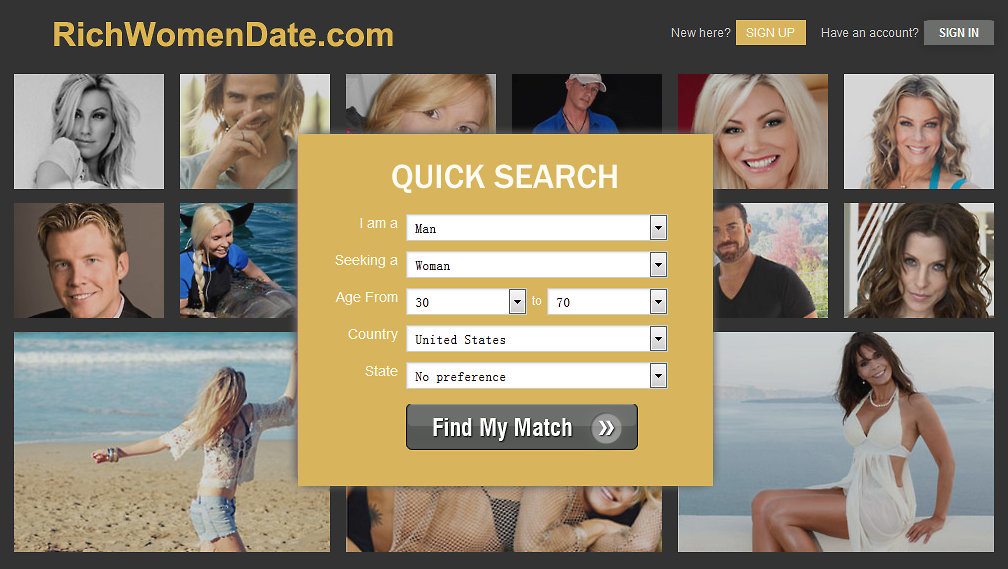 online dating service for young single woman An online dating service for the classy, attractive and affluent singles it is here that successful men with financial security find their match apart from being a millionaire dating service the site also provides sound dating advice.