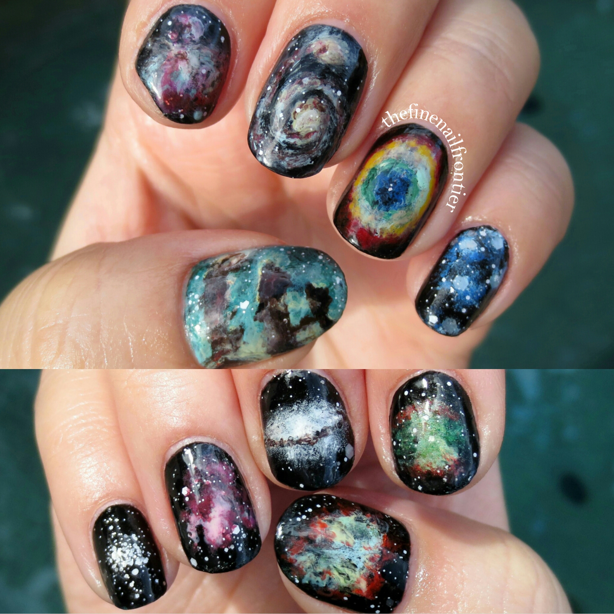 Space The Fine Nail Frontier