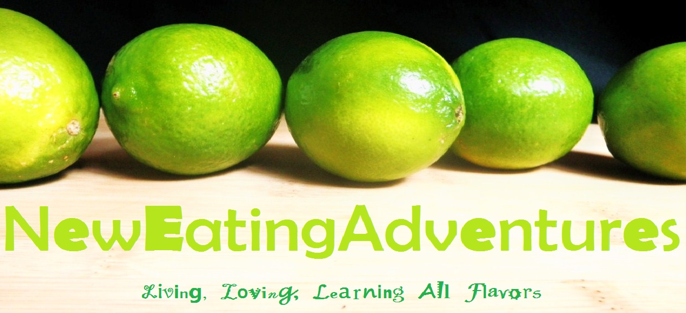 New Eating Adventures
