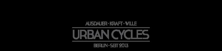 URBAN CYCLES . BERLIN