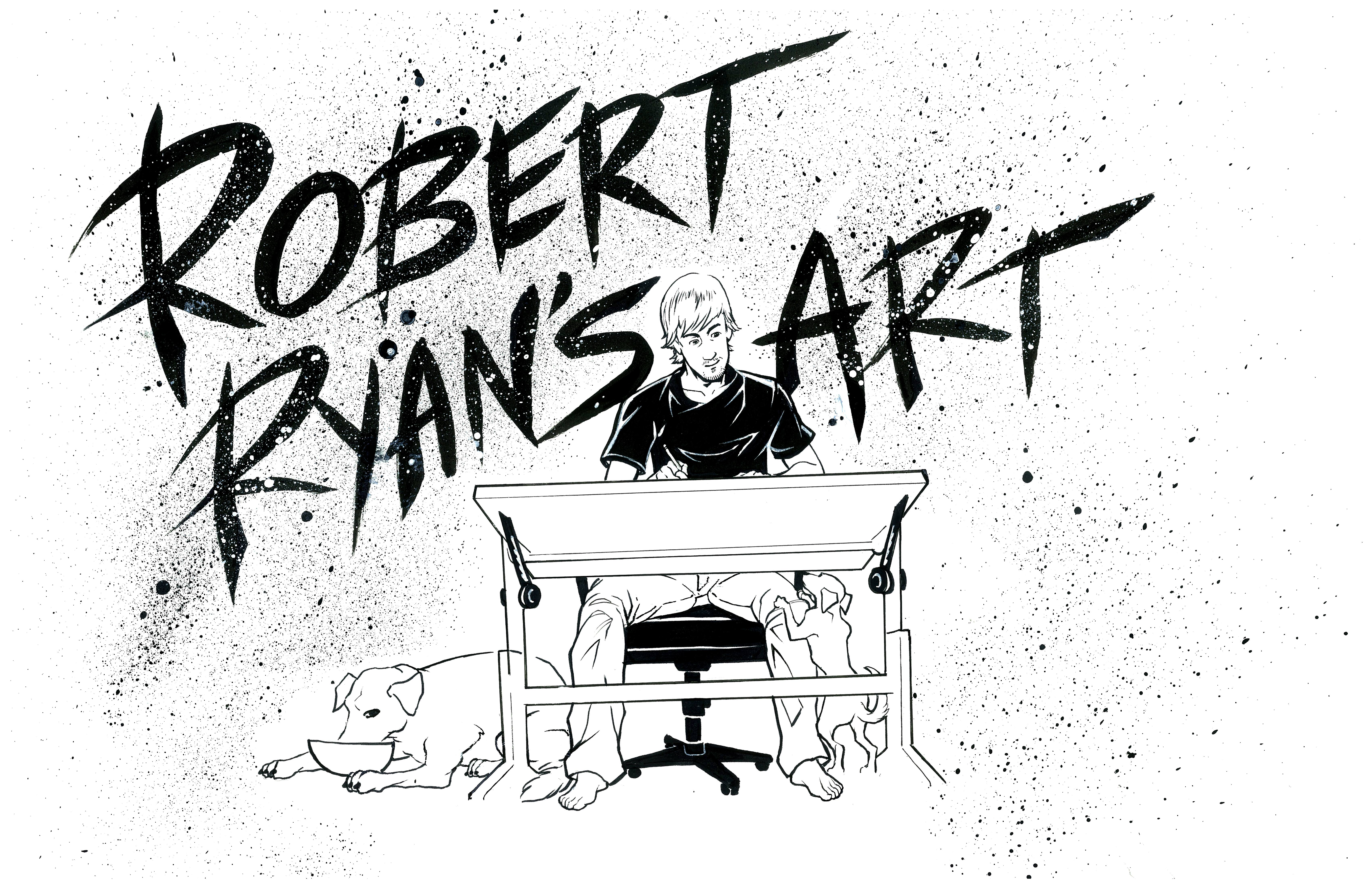 Robert Ryan's Art