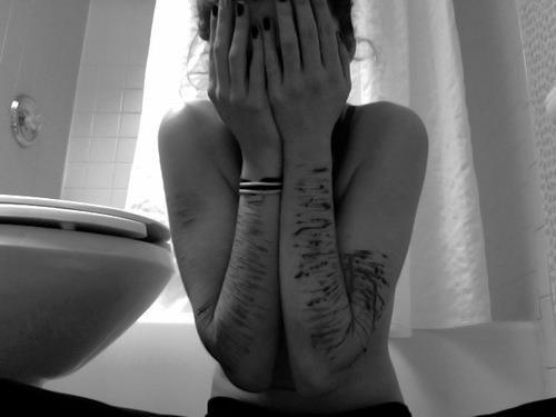 Teenager gibt Teenager Selbstmord Teen Selbstmord