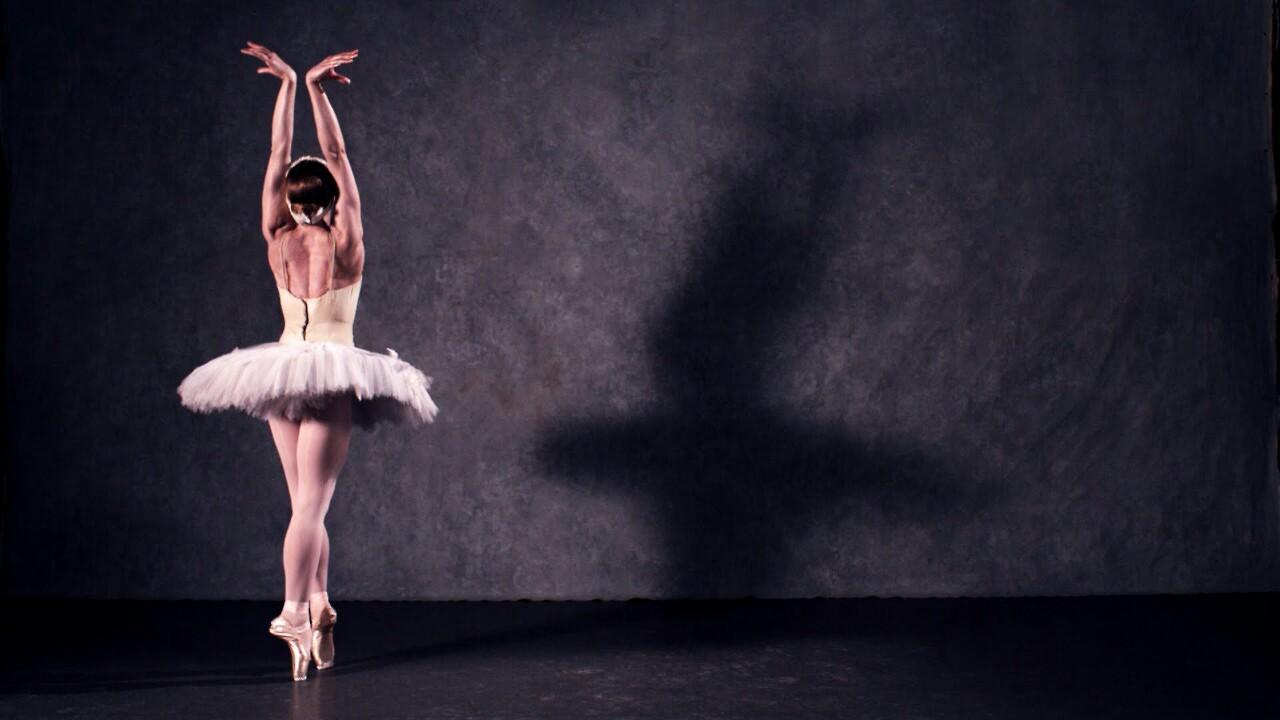 the ballerina wallpaper -#main