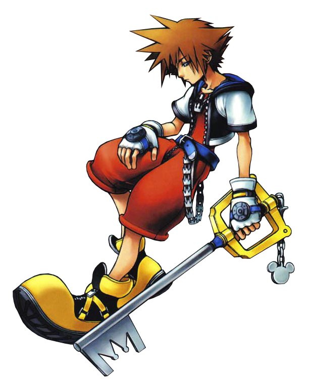 Sora (Kingdom Hearts) Discussion: Re:Gimmick