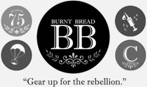 Burnt Bread Shirts