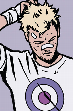Hit-Monkey: Hawkeye Mark Avatar