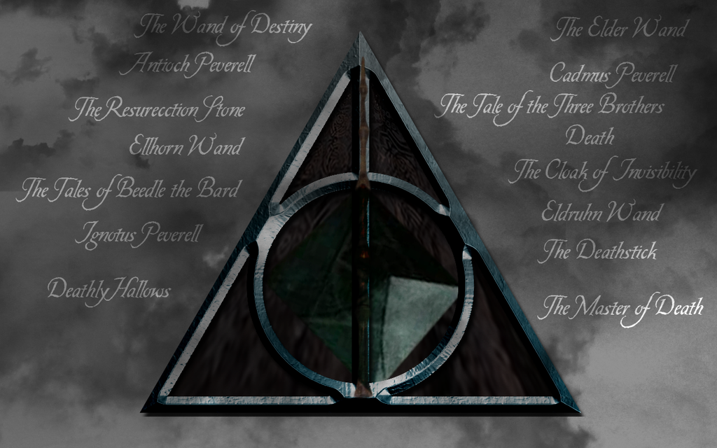 GC55MVE Harry Potter & the Deathly Hallows (Rangitikei ...