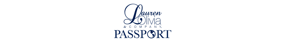 Lauren Olivia & Co. Passport