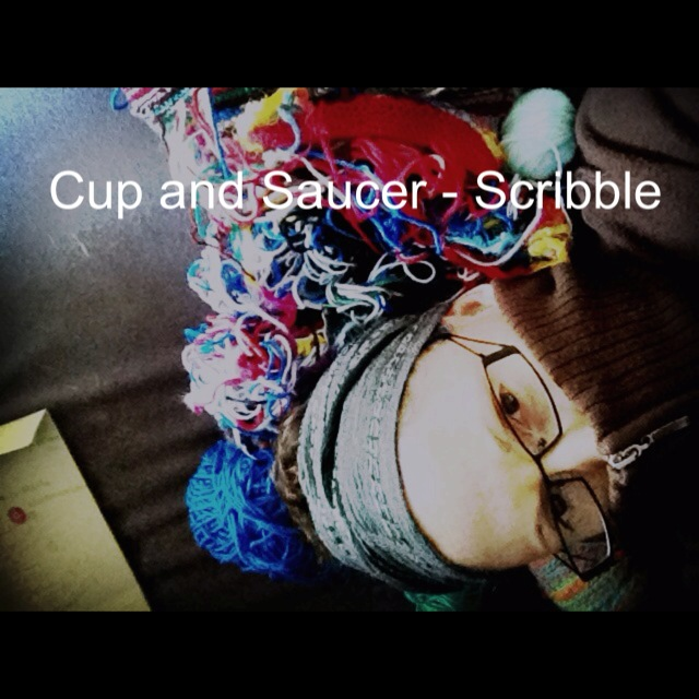 Cup and Saucer- Artself