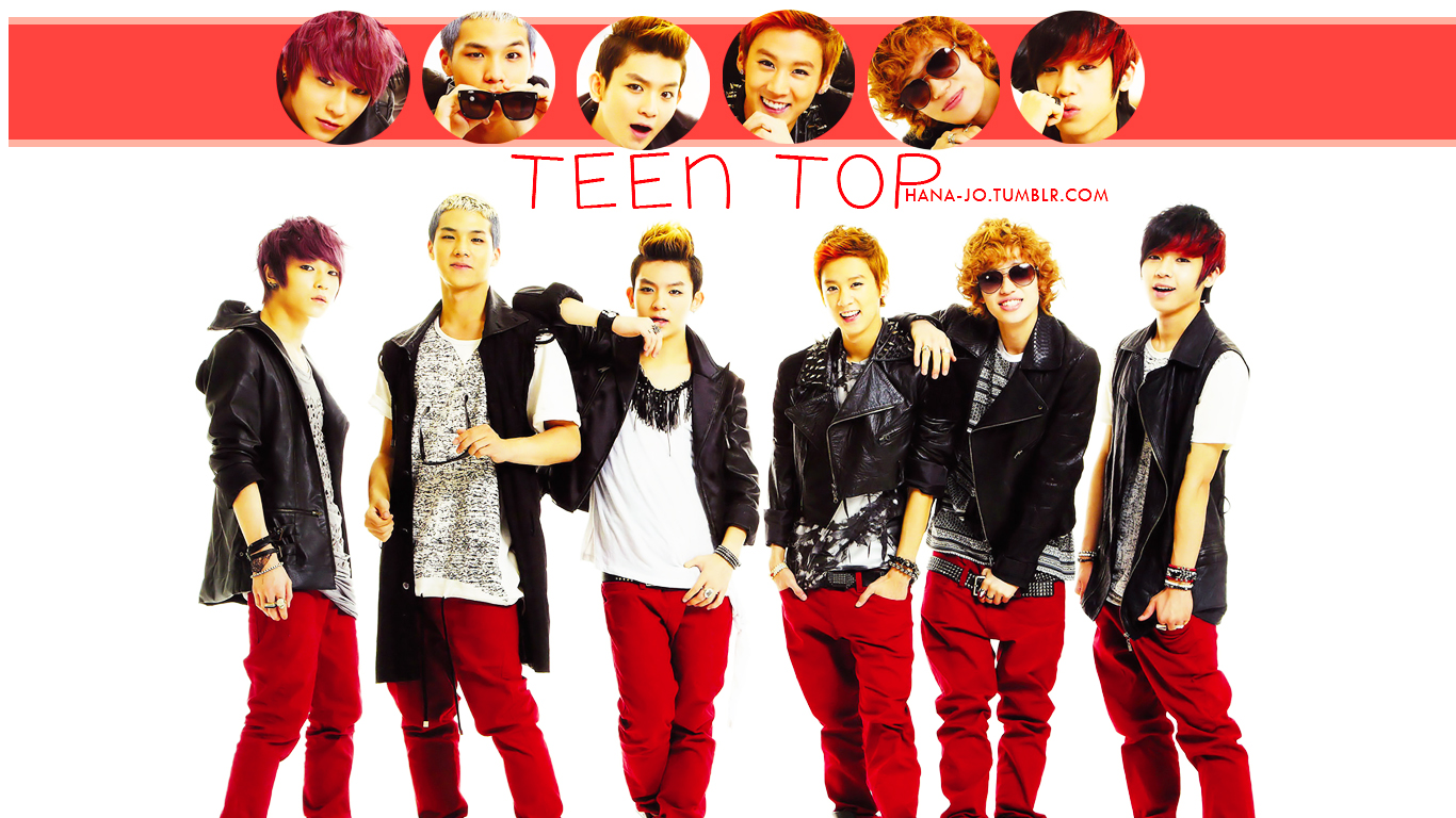 LOVE1st Sight  Hana Jo Teen Top Wallpaper Asked By Anon