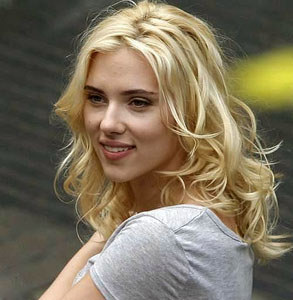 scarlett johansson pictures video