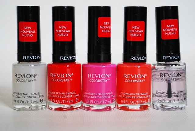 The Double Take Girls Makeup Monday Review: Revlon Colorstay Nail polish - The Double Take Girls