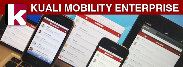 Kuali Mobility Enterprise