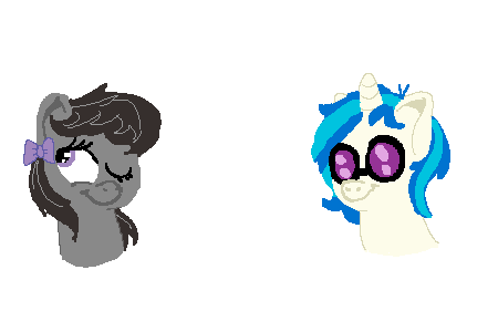 Ask Filly Vinyl Scratch!