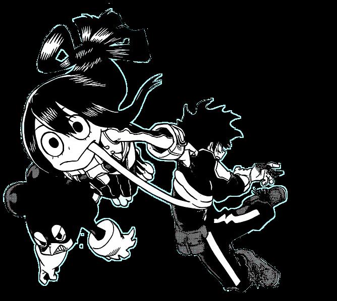 My Hero Academia Png: Izuku Midoriya
