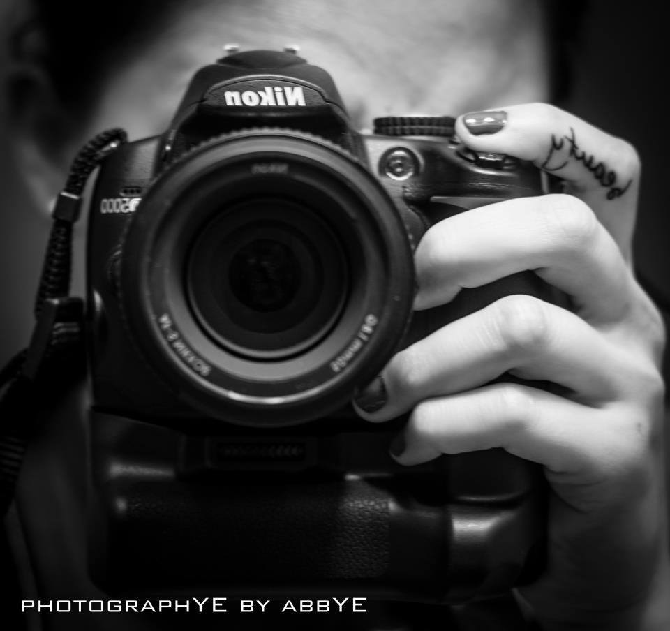 photographYE by abbYE