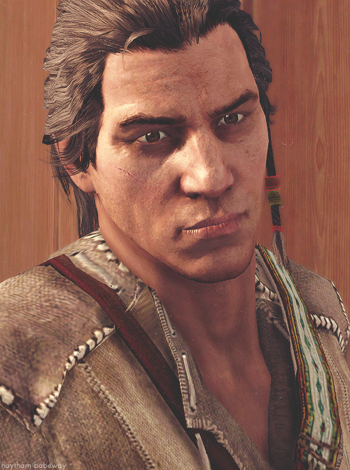 Ratonhnhake Dayum Why Do You Like Connor So Much Poor Ezio