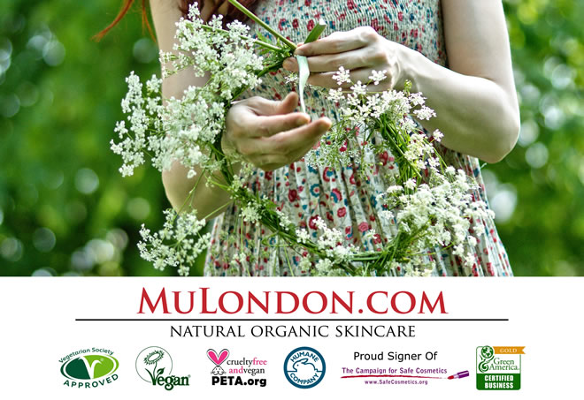 MuLondon - Natural Organic Skincare