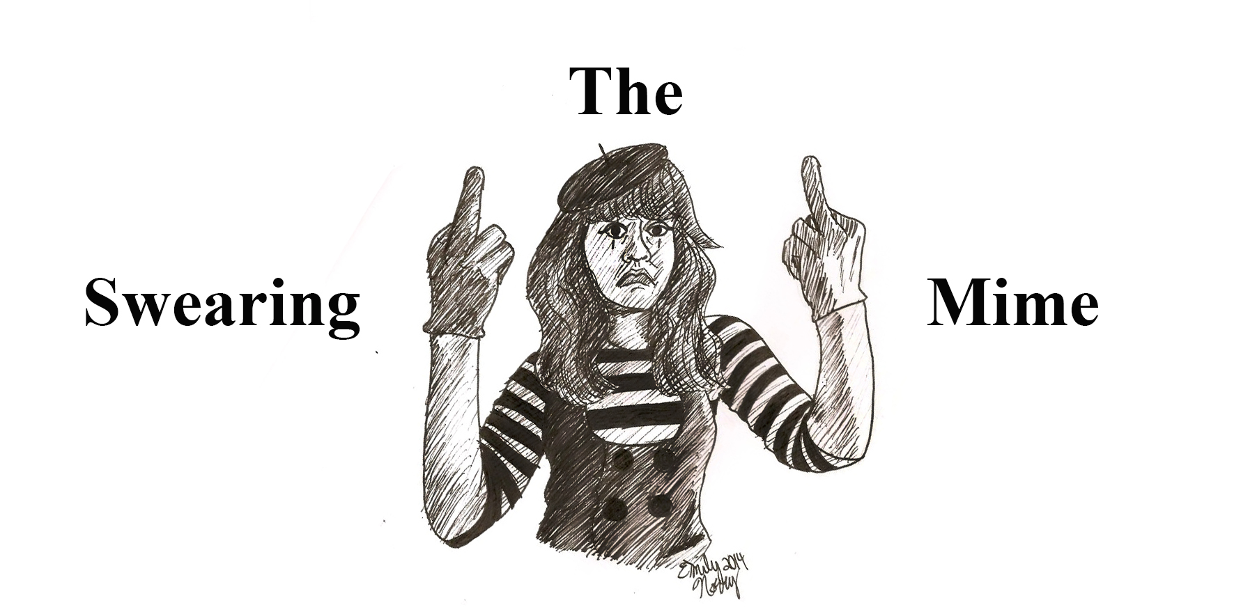 The Swearing Mime