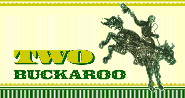 Two Buckaroo
