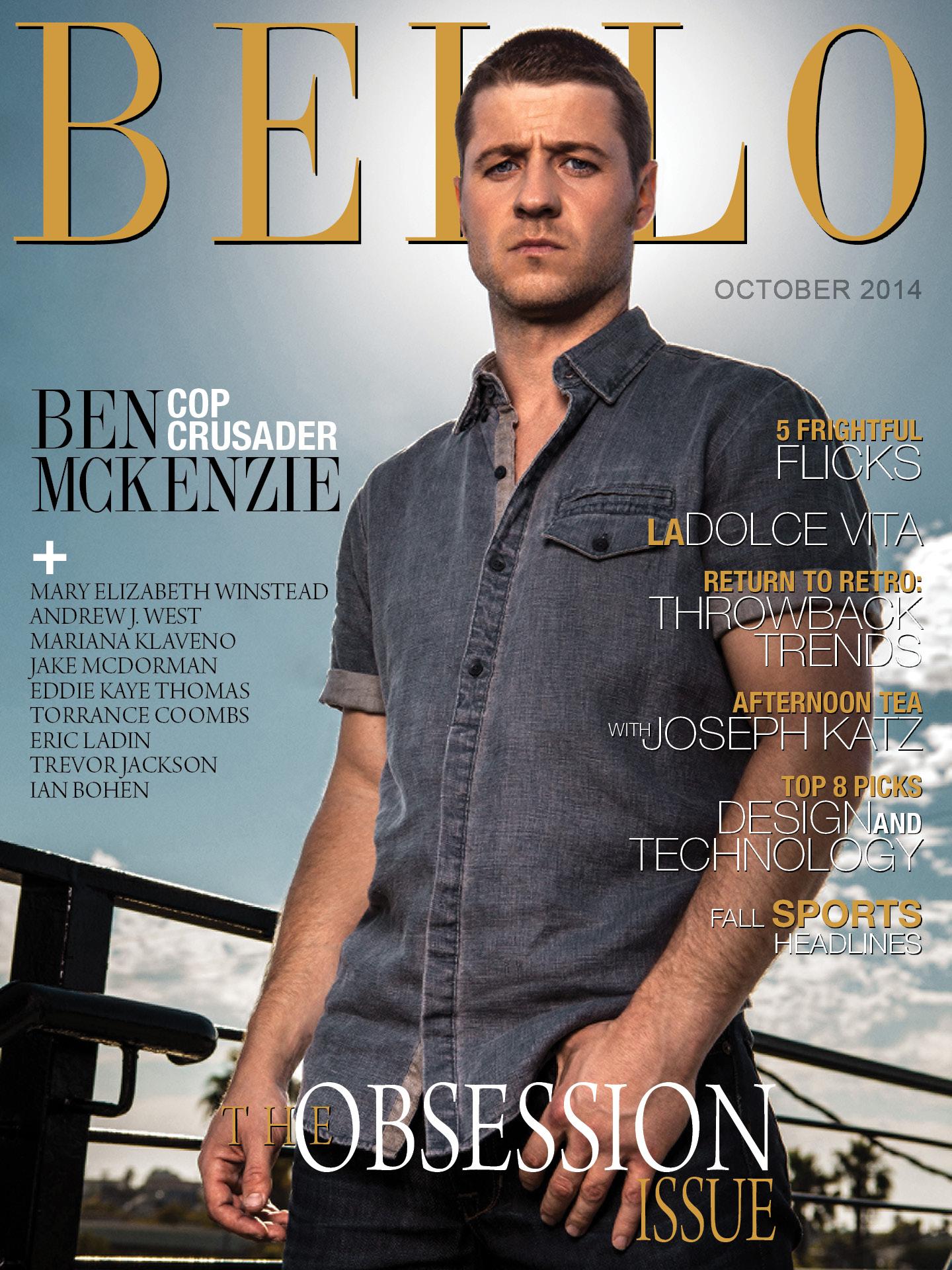 Read the Magazine