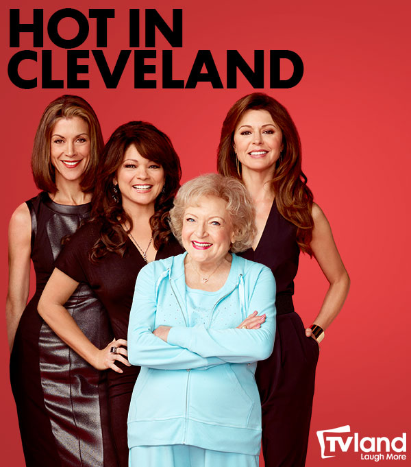 Hot in Cleveland Blogs