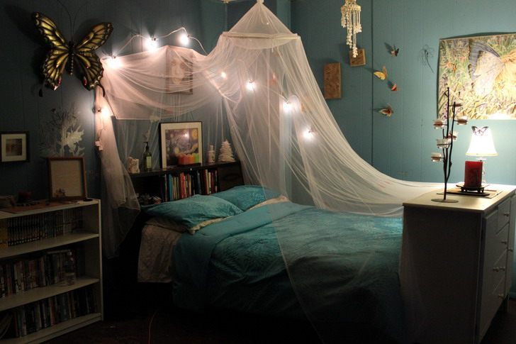 tumblr static tumblr bedrooms whiteblue bedroom ideas white canopy