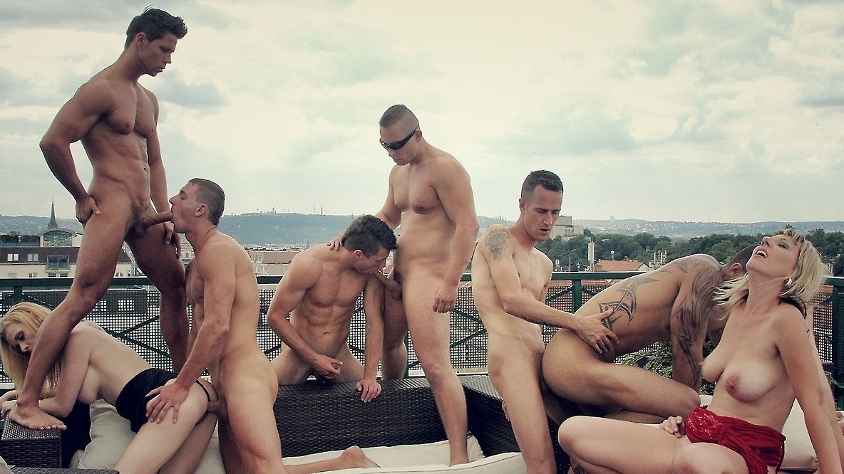 Bi group sex tumblr