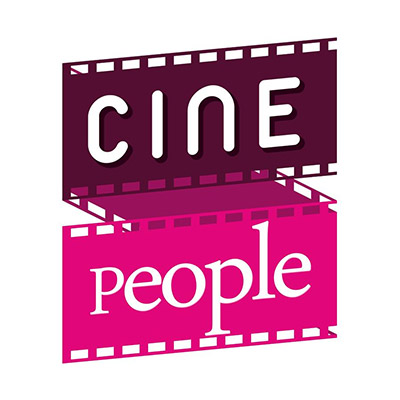 Ciné People / logo design by SanTTcheZ